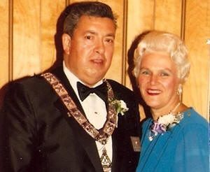 Mario Angelo deSousa and Mary Arlene deSousa